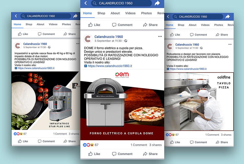 Gestione Social & Marketing Calandruccio1960