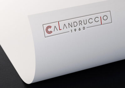 Logo e Immagine coordinata Calandruccio1960