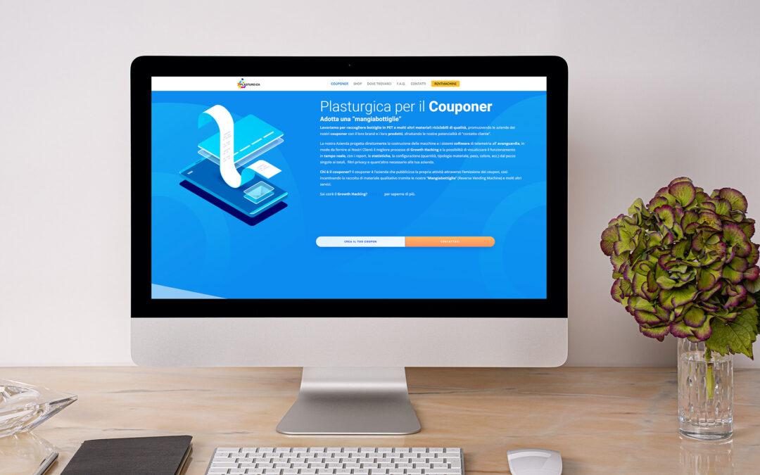 E-commerce Couponer Plasturgica