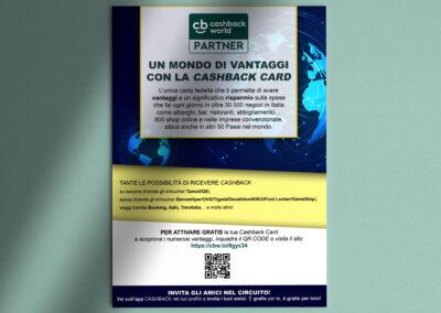 Volantino A5 Cashback