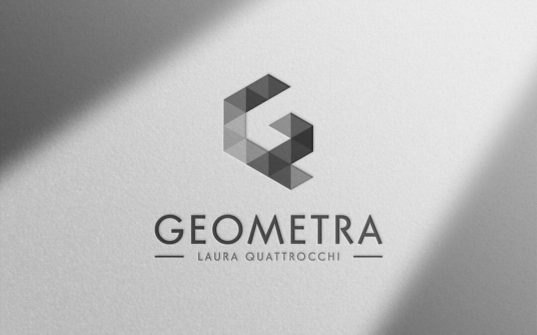 Logo Geometra Laura Quattrocchi